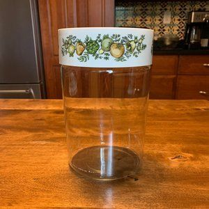 Pyrex Vintage Spice of Life See and Store Canister